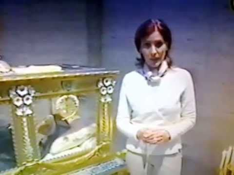 El cuerpo incorrupto de Santa Bernardita. Presentado por Patricia Miccio.