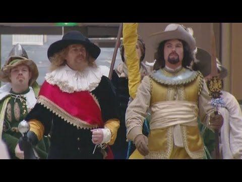 Rembrandt, flashmob ja Rijksmuseum (Amsterdam)