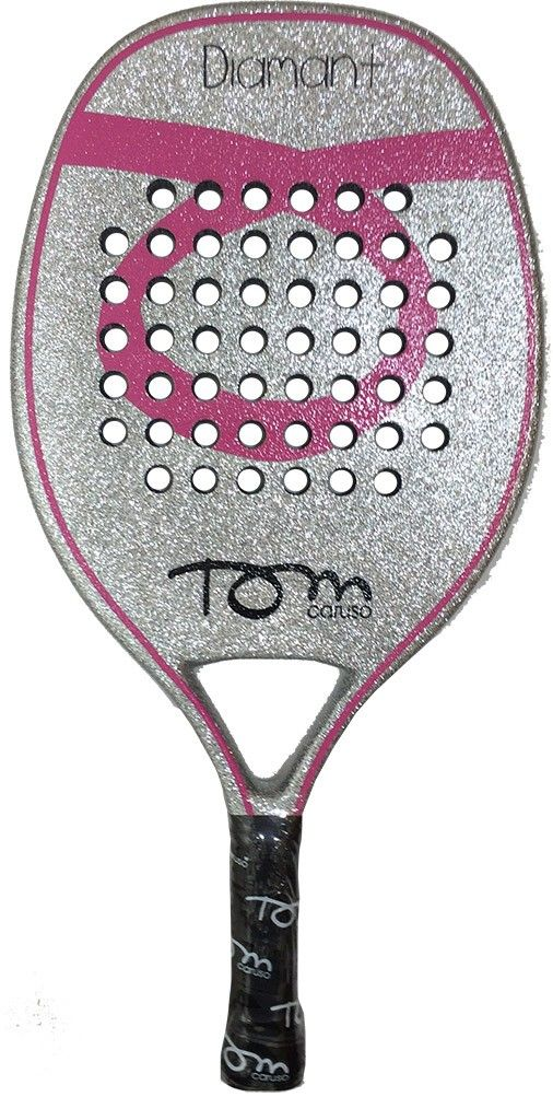 Racchetta Beach Tennis Tom Caruso DIAMANT PINK 2014