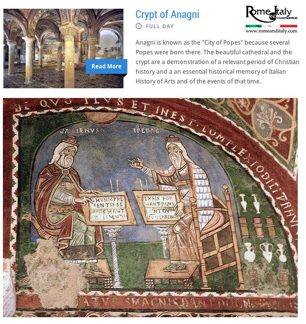 Crypt of Anagni