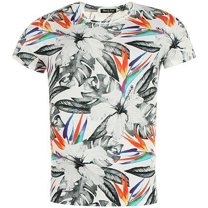 Tee Shirt Oversize Classic Series 6006 Blanc - LaBoutiqueOfficielle.com