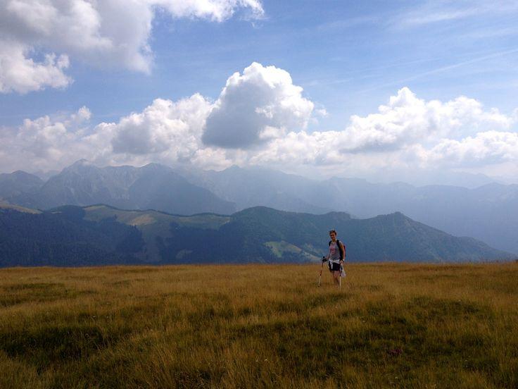 In the steppe | Monte Avaro, Val Brambana, Orobie Alps