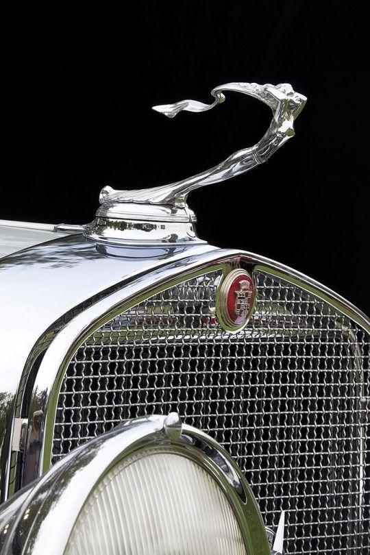 Cadillac Model 452 V16 Fleetwood Roadster '1930