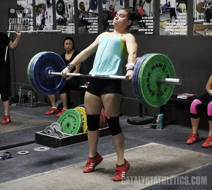 Weightlifting Competition Preparation: Don't Forget the Details by Greg Everett - Olympic Weightlifting - Catalyst Athletics - Olympic Weightlifting