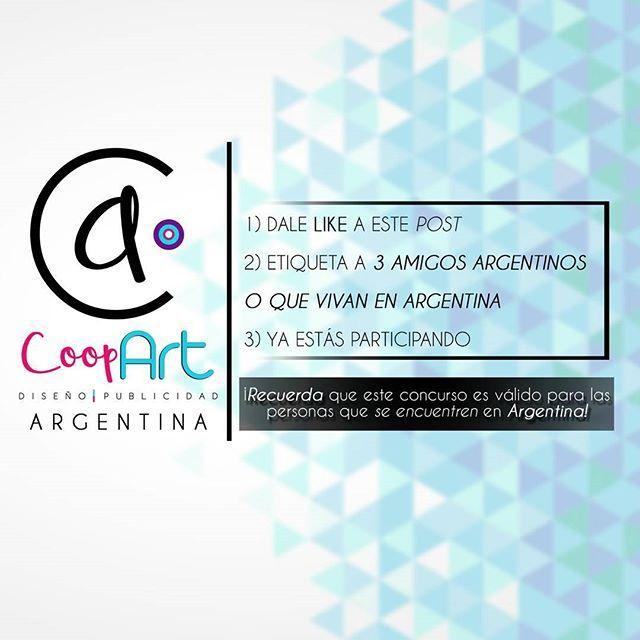 """""""¡Amigos de Argentina, ya pueden participar y ganar un logotipo para su empresa o marca personal! Es muy fácil ¡No te lo pierdas! . . #Diseño #DiseñoGráfico #DiseñoWeb #diseñoargentina #argentina #buenosaires #imagen #diseñograficoargentina #Innovación #Marcas #MarketingDigital #MarketingOnline #MarketingMóvil #Medios #mercadeo #Promoción #Publicidad  #Redes #RedesSociales #rrss #SocialMediaMarketing"""" by @coopartdiseno. #startupgrind #successmindset #businesslife #inspiringquotes…"""