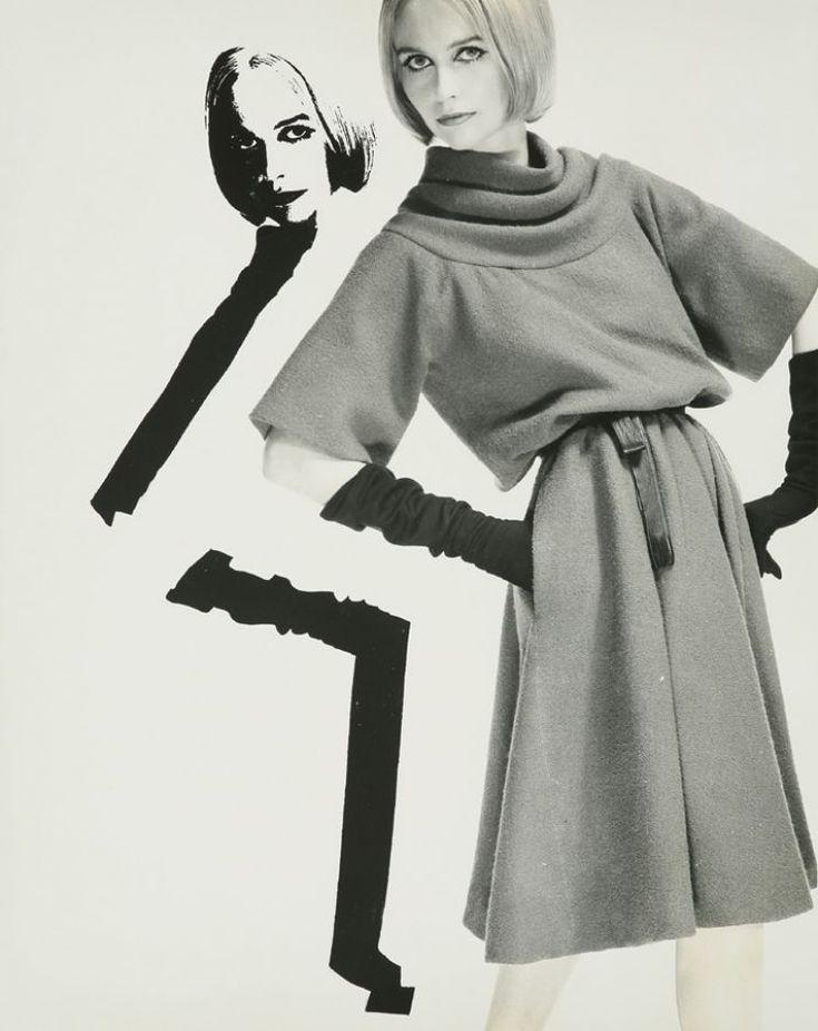 Fashion Photograph for Dayton Company Minneapolis