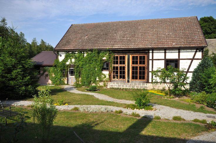 Stylowy wiejski domek
