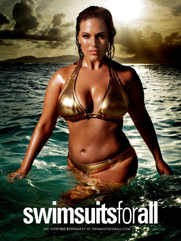 The new Sports Illustrated Swimsuit Issue issue is showing big signs of body-positive progrses