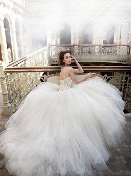 11 besten Wedding dresses Bilder auf Pinterest | Hochzeitskleider ...