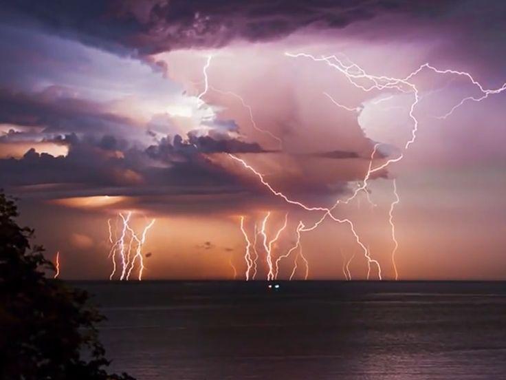 Lake Maricaibo, Venezuela - Lightning capital of the world. http://www.nasa.gov/sites/default/files/lightning_0.jpg