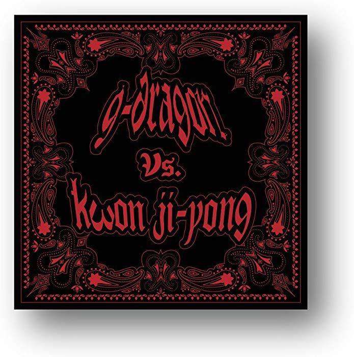 Amazon Com Yg Entertainment G Dragon Kwonjiyong Act 3 Motte Bandana Type1 Clothing Yg Entertainment G Dragon Entertaining