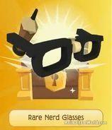 Rare Nerd Glasses   #AnimalJam #Items #NerdGlasses #RareNerdGlasses #Rares http://www.animaljamworld.com/rare-nerd-glasses-codes/