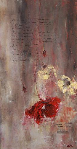 Quiet, sold #art #acrylic
