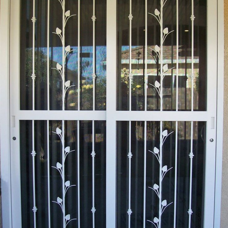 The Breeze Sliding Door Security Gate