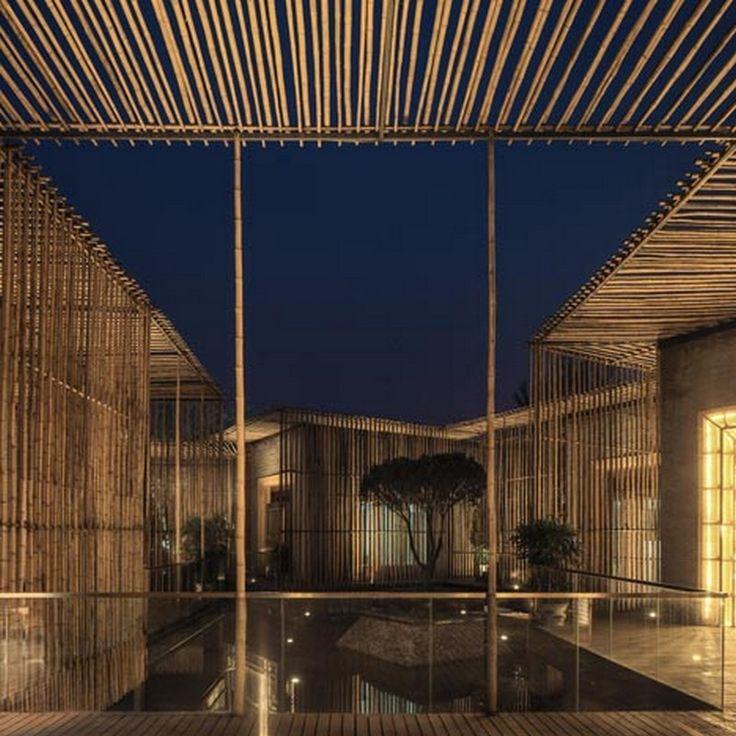 111 besten Bamboo & Architecture Bilder auf Pinterest | Bambus ...