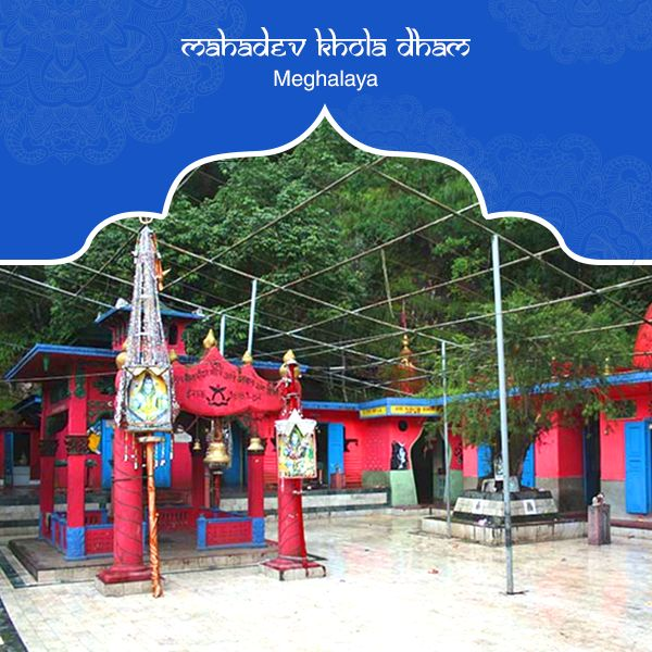 Dedicated to Lord Shiva is the famous Mahadev Khola Dham in Shillong, Meghalaya. Believed to be over 150 years old, this cave temple is associated with the belief that it is where sage Lakhiya Baba performed meditation. It is one of the oldest temples in Meghalaya. #PurePractices