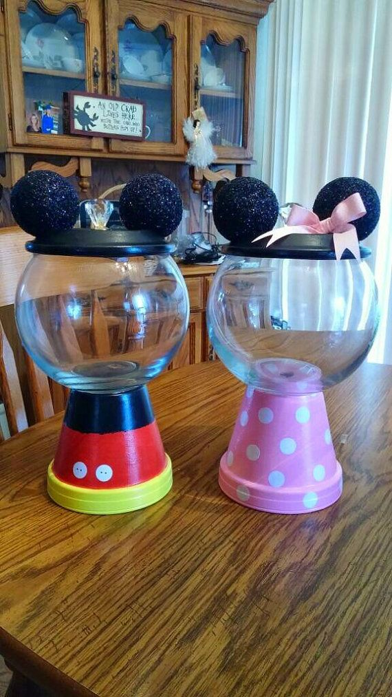 Best 25 Mickey Minnie Centerpieces Ideas On Pinterest