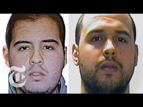 The New York Times: Brussels Terror Attacks: Brothers in Arms
