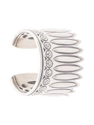 Cody Sanderson engraved cuff bracelet