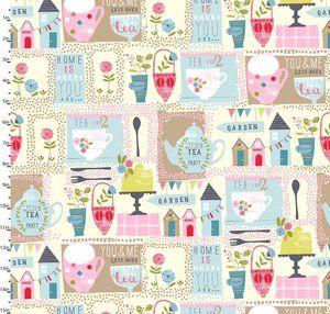 Garden Party by Tea & Sympathy