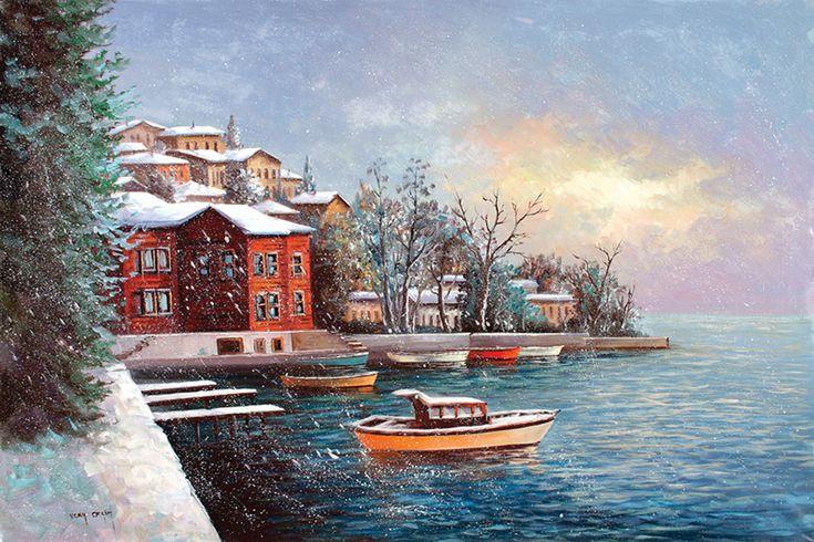 İstanbul Tabloları İST 022