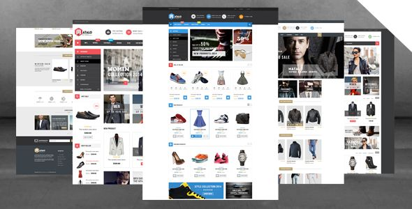 Want to sell your shoes & accessories online? Raawin Responsive Prestashop theme looks really cheerful, welcoming each visitor to order something from you. This theme will be a great solution for online Shoes Shop, Fashion Store, Accessories Store. This layout is bright with 3 flexible homepage layouts which makes a proper effect on customer. Raawin Prestashop theme includes many functional features such as Product Quick View, Cloud Zoom, Ajax Add to cart, compare, wishlist that will help…
