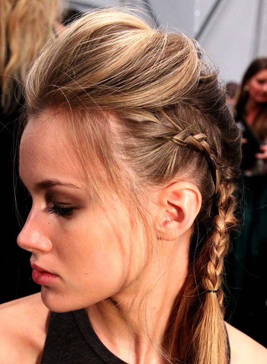 Hairstyles For Summer School : Images about hair styles  on