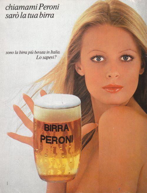 1976 birra Peroni #beer