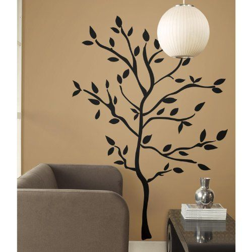Nice Living Room Wall Decals: RoomMates RMK1317GM Tree Branches Peel U0026 Stick Wall  Decals From RoomMates
