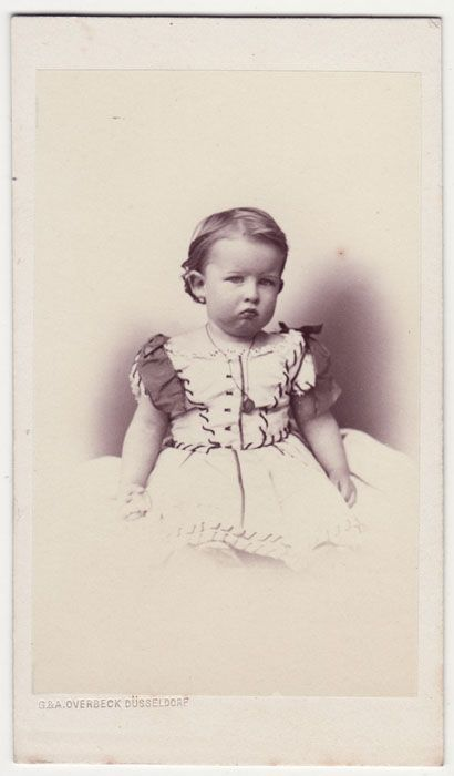 Prince Ferdinand of Hohenzollern- Sigmaringen, later King Ferdinand I of Romania.