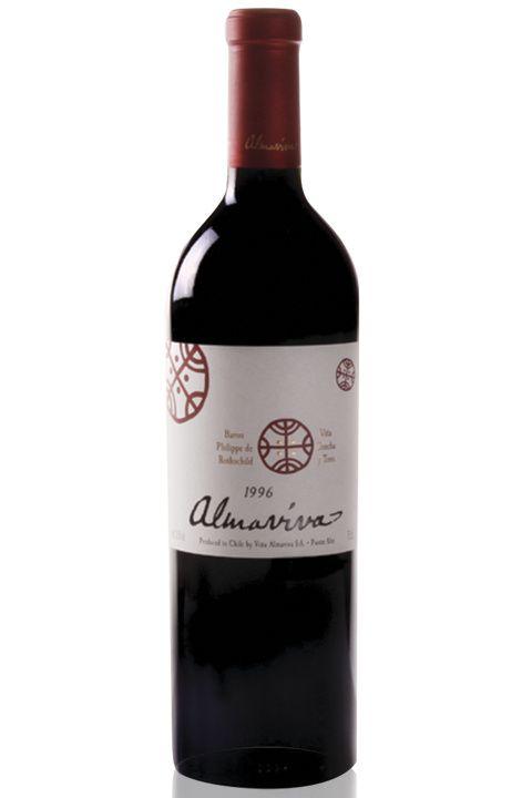 Grandes vinos chilenos