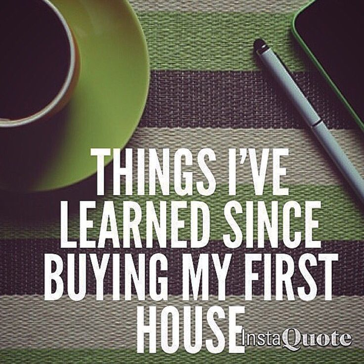 Home buyers! Avoid these mistakes when buying your first (or second) house!