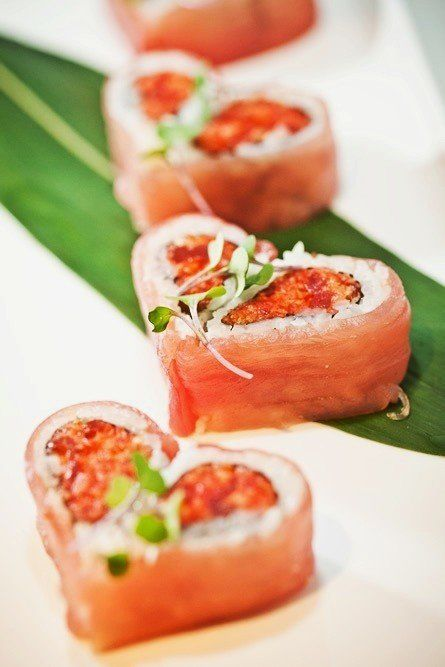 Heart Shaped Sushi ❤