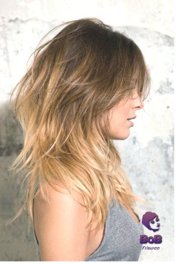 Frisuren frauen stufenschnitt lang