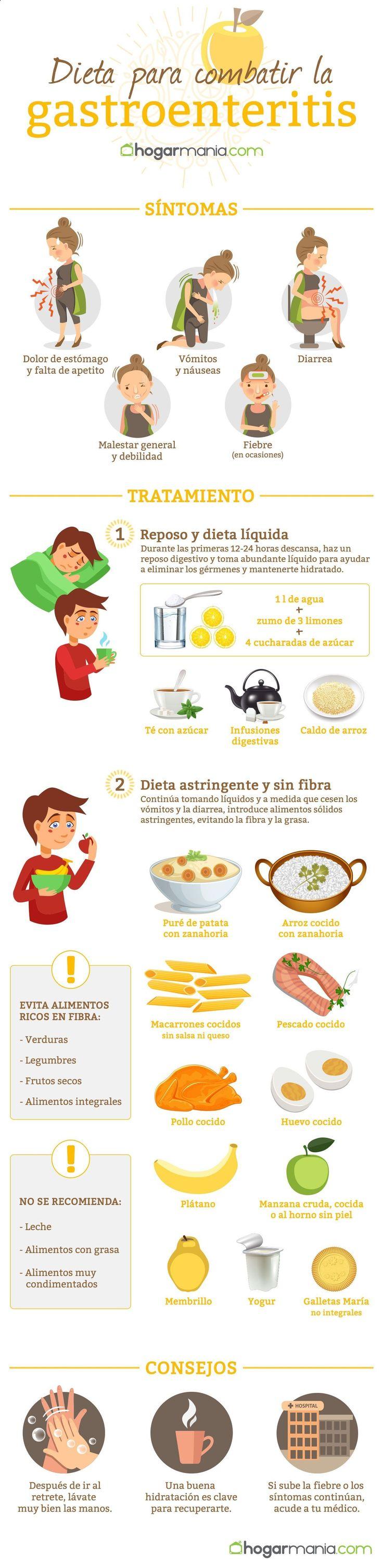 Cura para la Gastritis - Dieta blanda: qué comer cuando tenemos diarrea o gastroenteritis #salud Vas a descubrir el método más efectivo y hasta ahora guardado CELOSAMENTE por los gastroenterólogos más prestigiosos del mundo