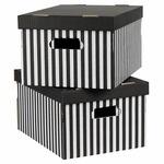 Set de 2 cajas organizadoras - Todo en orden - Cajas organizadoras - El Corte Inglés - Hogar Organizing box - El Corte Inglés