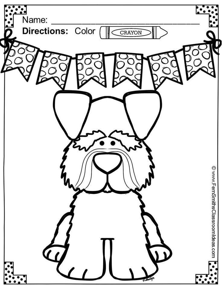 Sparky Coloring Pages Az The Fire Dog