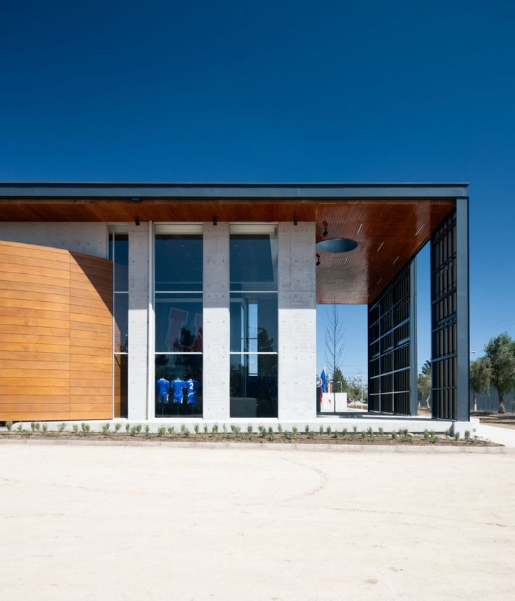 Universidad de Chile Soccer Club / PLAN Arquitectos