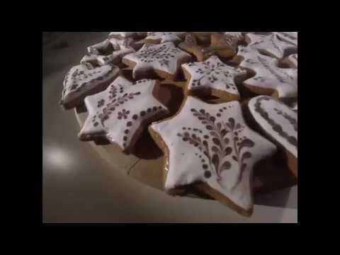 (10) Gyors és mutatós mézeskalács készítés, recepttel - YouTube