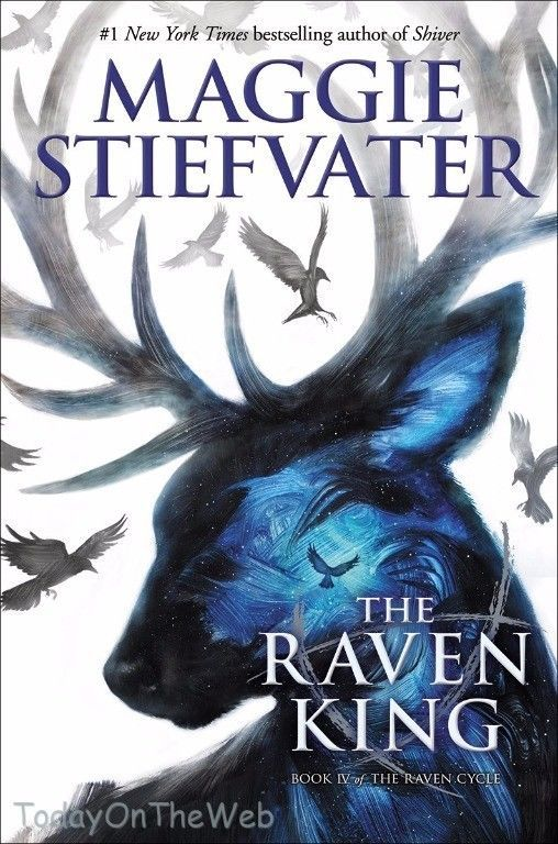 The Raven King (The Raven Cycle, Book 4) Hardcover by Maggie Stiefvater