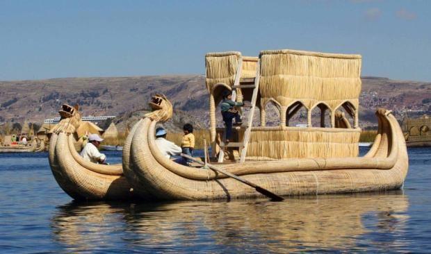 la canoa es un agua forma de transporte