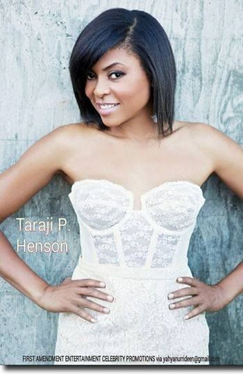 """Catch Taraji P Henson in the newest Hottest Magazine, """"FIRST AMENDMENT ENTERTAINMENT"""" Magazine aka F.A.E.MAG that's due to be released soon via http://stores.lulu.com/firstamendmententertainment and a store near you."""