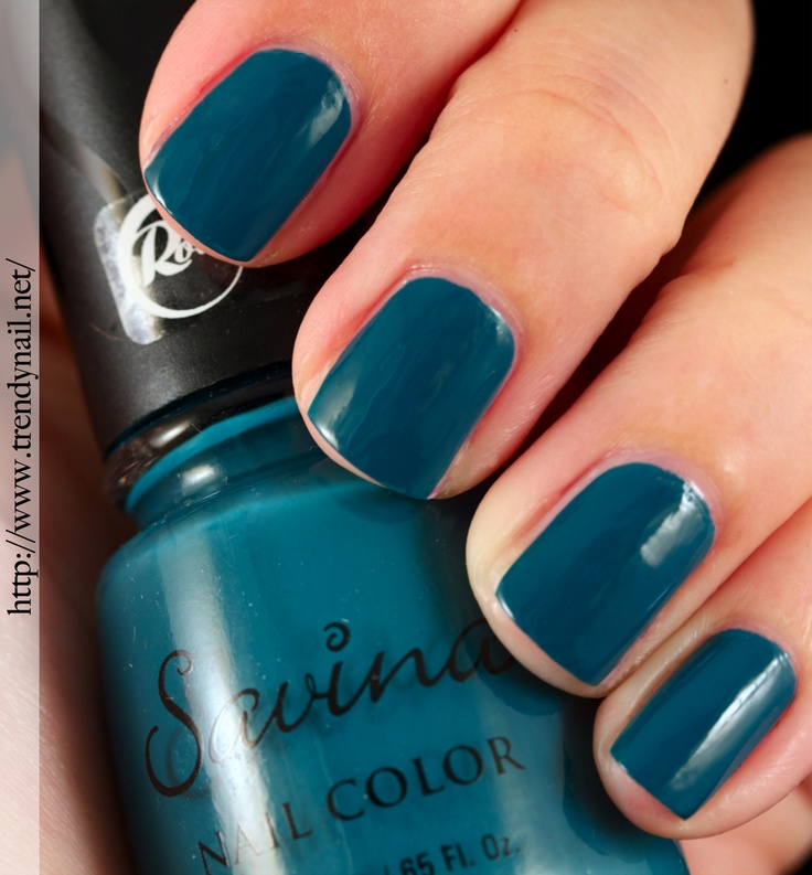 Trendy Nail: Savina nail color: collezione Tempation swatch and ...
