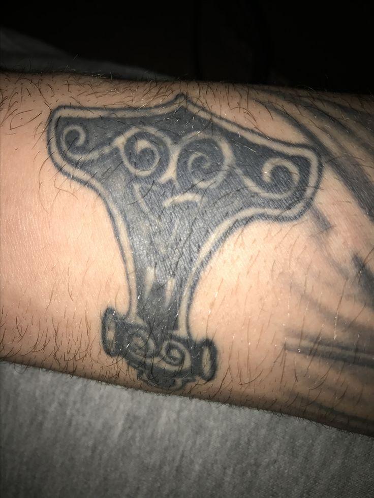1000 ideas about hammer tattoo on pinterest thor hammer. Black Bedroom Furniture Sets. Home Design Ideas