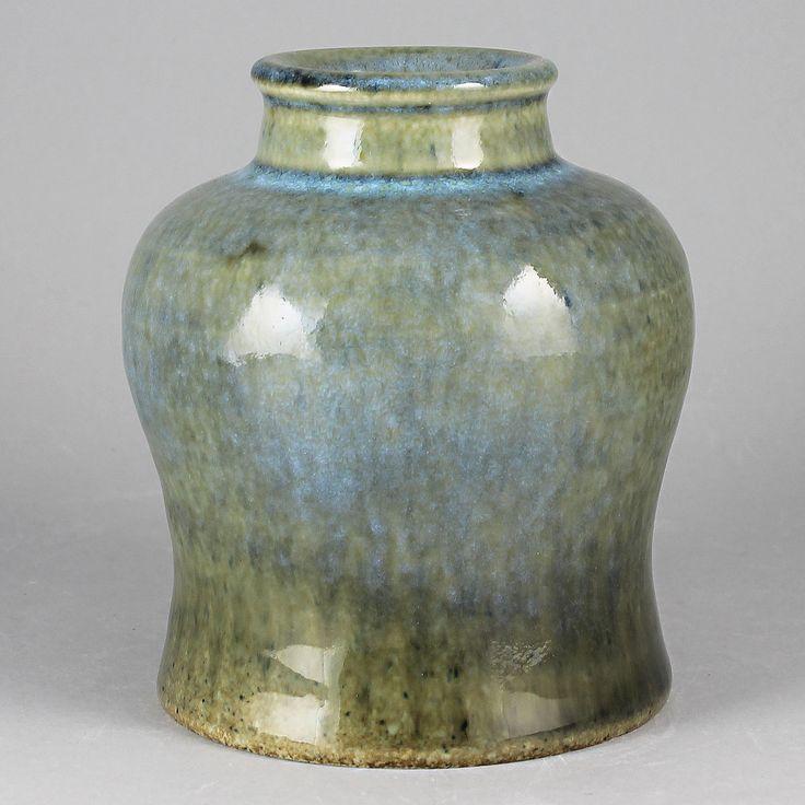 Carl-Harry Stalhane (STA 1960s) Wide Undulating Vase