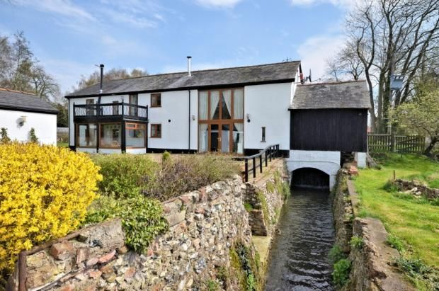 Watermill Norfolk - £775k 1acre