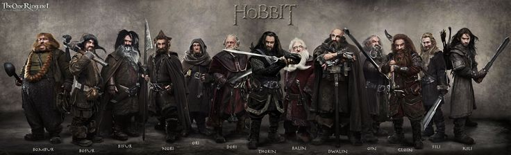 The Hobbit Part 1: to hit theaters December 2012- CANT WAIT!