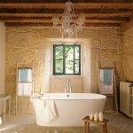 Spaanse badkamer