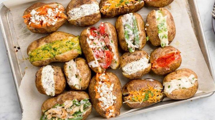 Töltött krumpli variációk, ahogy sosem gondoltad volna | Sokszínű vidék
