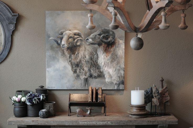 10 Best images about schilderijen on Pinterest  Trestle table, Kunst ...
